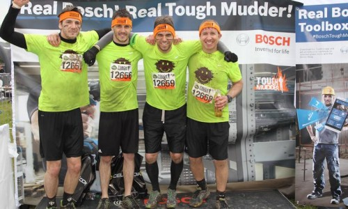 Tough Mudder London West 2015