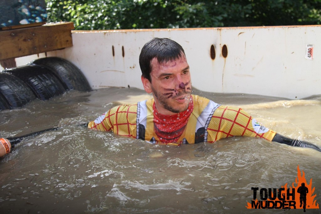 Tough Mudder South West 2015