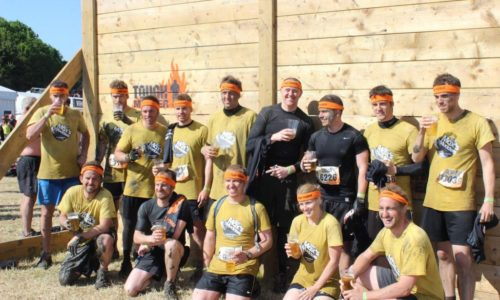 Tough Mudder London South 2013