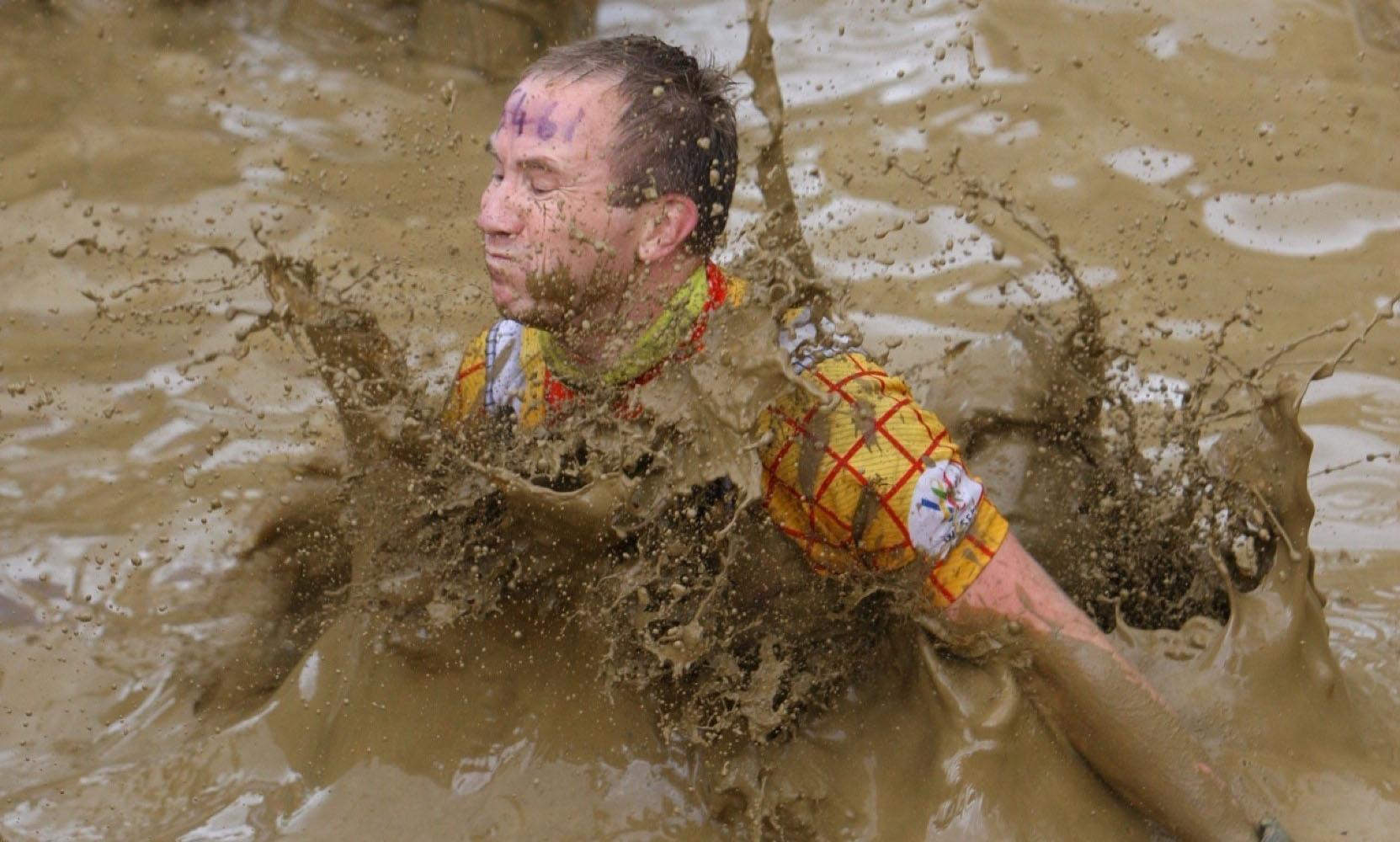 Tough Mudder Yorkshire 2015
