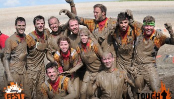 TOUGH MUDDER LONDON SOUTH 2015 – LAP 1